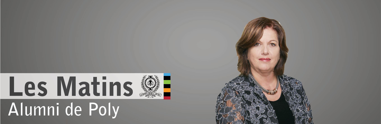 COMPLET | Matin Alumni de Poly en compagnie de Sylvie Vachon | Port de Montréal